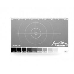 Scuadra Charte gris moyen 18% XpoGrey Large 19x29cm