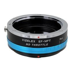 Fotodiox Pro Vizelex ND (ND2-ND1000) Canon EOS to Micro-4/3