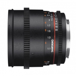 Samyang 85mm T1.5 AS IF UMC VDSLR II Canon