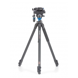 Benro A2573FS6 Kit Trépied Video Aluminium