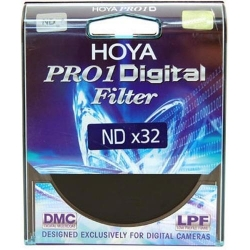 Hoya Filtre ND32 Pro 1 digital diam. 82mm
