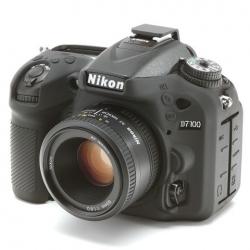 EasyCover Protection Silicone pour Nikon D7100 / D7200
