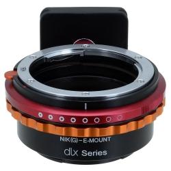 Fotodiox Pro DLX Nikon G to Sony E-mount NEX