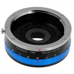 Fotodiox Pro Iris Canon EOS EF (Not EF-s) to Fujifilm X