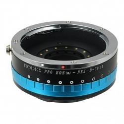 Fotodiox Pro Iris Canon EOS EF (Not EF-s) to Sony E-mount NEX