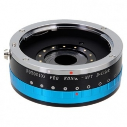Fotodiox Pro Iris Canon EOS EF (Not EF-s) to MFT (M4/3)
