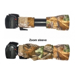 Lens Zoom Range Cover - Zoom sleeve