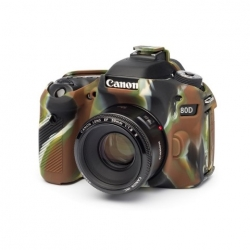 EasyCover CameraCase pour Canon 80D Militaire