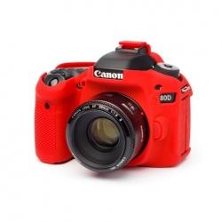 EasyCover CameraCase pour Canon 80D Rouge