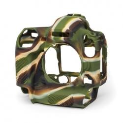 EasyCover Protection Silicone pour Nikon D5 Militaire