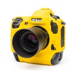 EasyCover Protection Silicone pour Nikon D5 Jaune