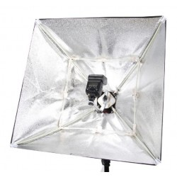 Falcon Eyes Foldable Softbox FASB-6060 60x60 cm flashes (3 max)