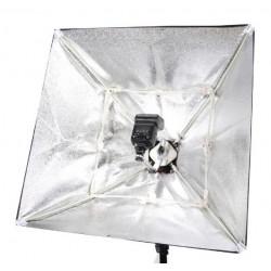 Falcon Eyes Foldable Softbox FASB-6060 60x60 cm for Speedlite Flash Gun