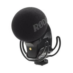 RODE Stereo VideoMic Pro Rycote / Microphone Vidéo