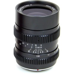 SLR Magic 25mm T0.95 Hyperprime Cine III Lens MFT