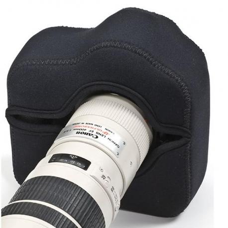 lenscoat bodyguard pro anti bruit black biglens. Black Bedroom Furniture Sets. Home Design Ideas