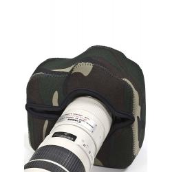 Lenscoat BodyGuard Pro Anti-Bruit ForestGreenCamo