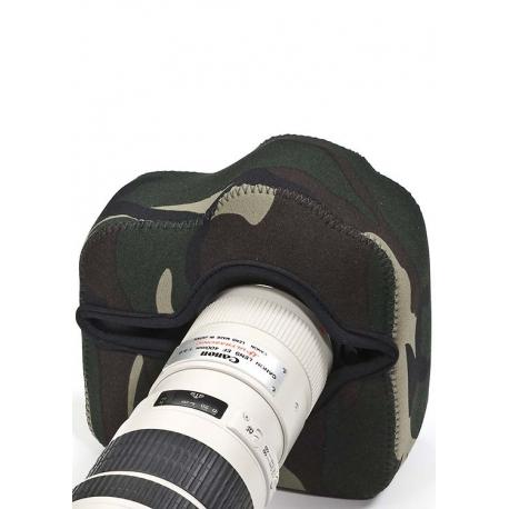 lenscoat bodyguard pro anti bruit forestgreencamo biglens. Black Bedroom Furniture Sets. Home Design Ideas