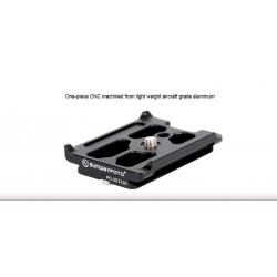 SUNWAYFOTO PC-5DIIIR Plateau pour Canon 5d mk III
