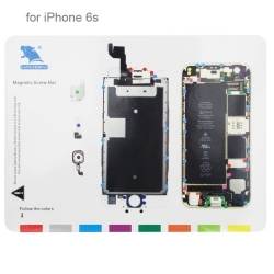 Tapis à vis pour réparation iPhone 6s