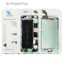 Tapis à vis pour réparation iPhone 6 Plus