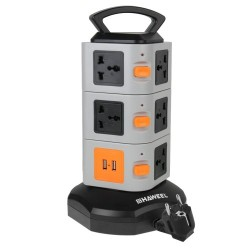 HAWEEL Multi Socket