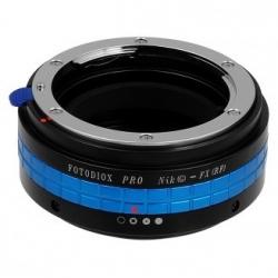 Fotodiox Pro Aperture Dial Nikon G / DX vers Fuji X