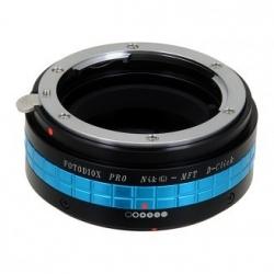 Fotodiox Pro Aperture Dial Nikon G / DX to Micro 4/3 (MFT)