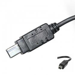 Phottix Câble pour Geo One N10 Nikon D90/D5200/D3200/D7100