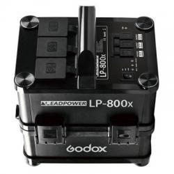 Godox Leadpower LP-800X Alimentation portable pour flash