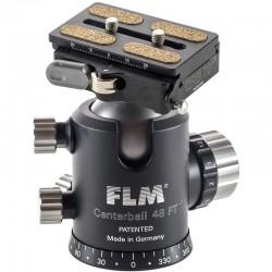 FLM CB-48 FTR + QRS-70 MarkII Ball Head