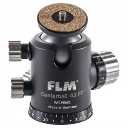 FLM CB-43 FTR MarkII Ball Head