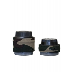 Lenscoat ForestGreenCamo pour Nikon extenser 1.4x/2x série III