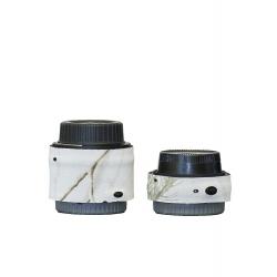 Lenscoat RealtreeAPSnow pour Nikon extenser 1.4x/2x série III