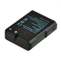 Jupio EN-EL14 batterie 1100 mAh pour Nikon