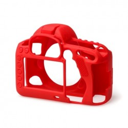 EasyCover Protection Silicone pour Canon 5D MK IV Rouge