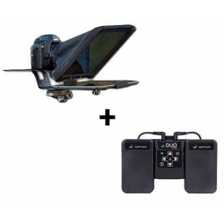 PrompterPlus Prompteur iPad/Android + Pédales Airturn Duo
