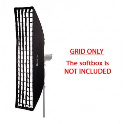 Quadralite Nid d'abeille (grille / grid) pour Softbox Strip 30x120cm