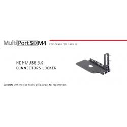 LockCircle Port5DM4 Connectors Locker Canon 5Dmk4