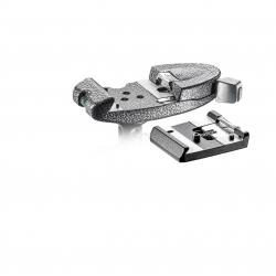 GITZO GS3760D Adaptateur plat. rapide Ser. 3 profile D