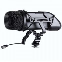 Boya BY-V03 Stereo Video Microphone