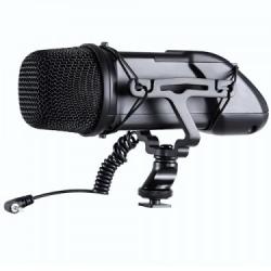 Boya BY-V03 Stereo Video Microphone