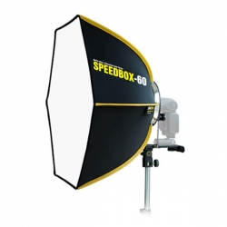 SMDV SPEEDBOX-60 Softbox Parapluie pour flash Cobra