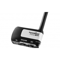 POCKETWIZARD Power Receiver ST4