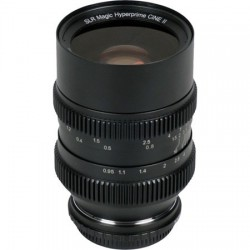 SLR Magic 35mm T0.95 Hyperprime Cine II Lens MFT