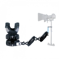 RingLight Vest & Arm II Dual Arm Steadycam