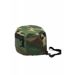 Lenscoat RainCap Large ForestGreenCamo (type Militaire) / Forest Green Camo