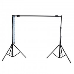 Nicefoto S12 Support rotatif avec chaine pour fond de studio