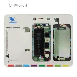 Tapis à vis pour réparation iPhone 6