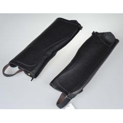 M. Decima Mini-Chaps Noirs Taille SS